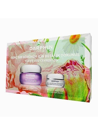 Darphin Darphin Predermine Sculpting Night Cream 50ml + Eye Care 15ml Set Renksiz